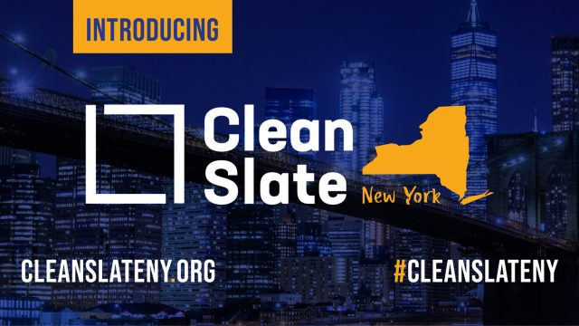 Clean Slate Campaign Launch
