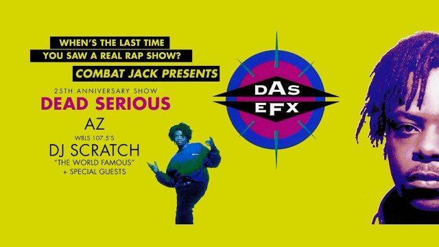 Das EFX 25 Anniversary Concert at BB Kings Recap