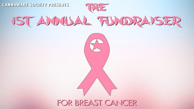 1st Annual Cannaware Fundraiser recap video