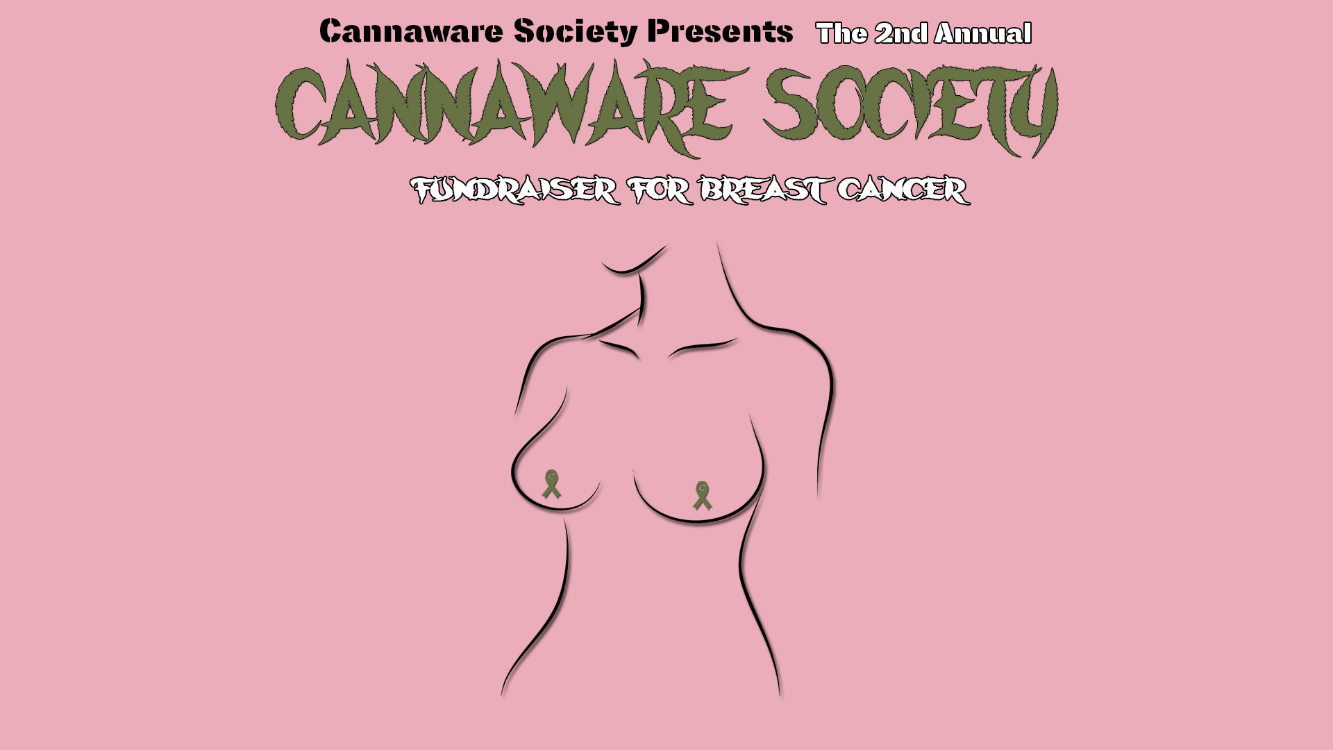 2nd Annual Cannaware Fundraiser recap
