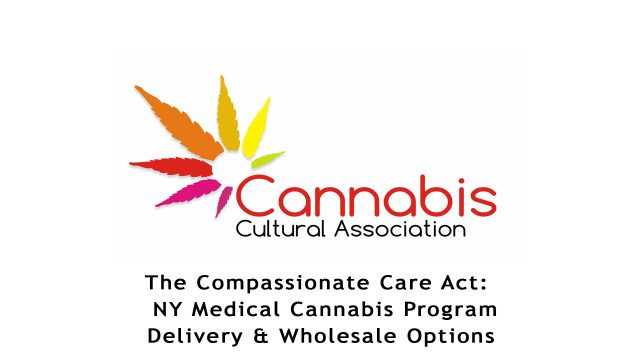 NY Medical Cannabis Program Delivery & Wholesale options