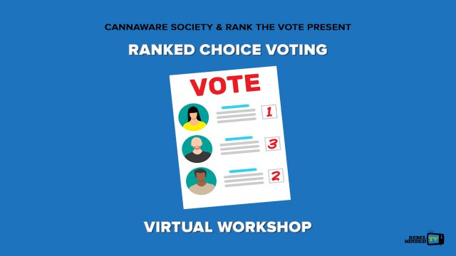 Ranked Choice Voting virtual workshop